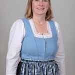 Christine Krummenacker, Marketenderin